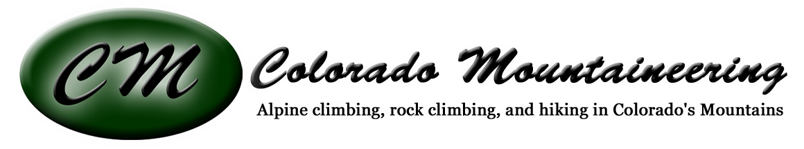 Colorado Mountaineering