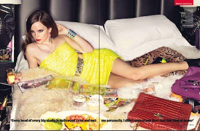 Fotos Emma Watson Revista GQ UK