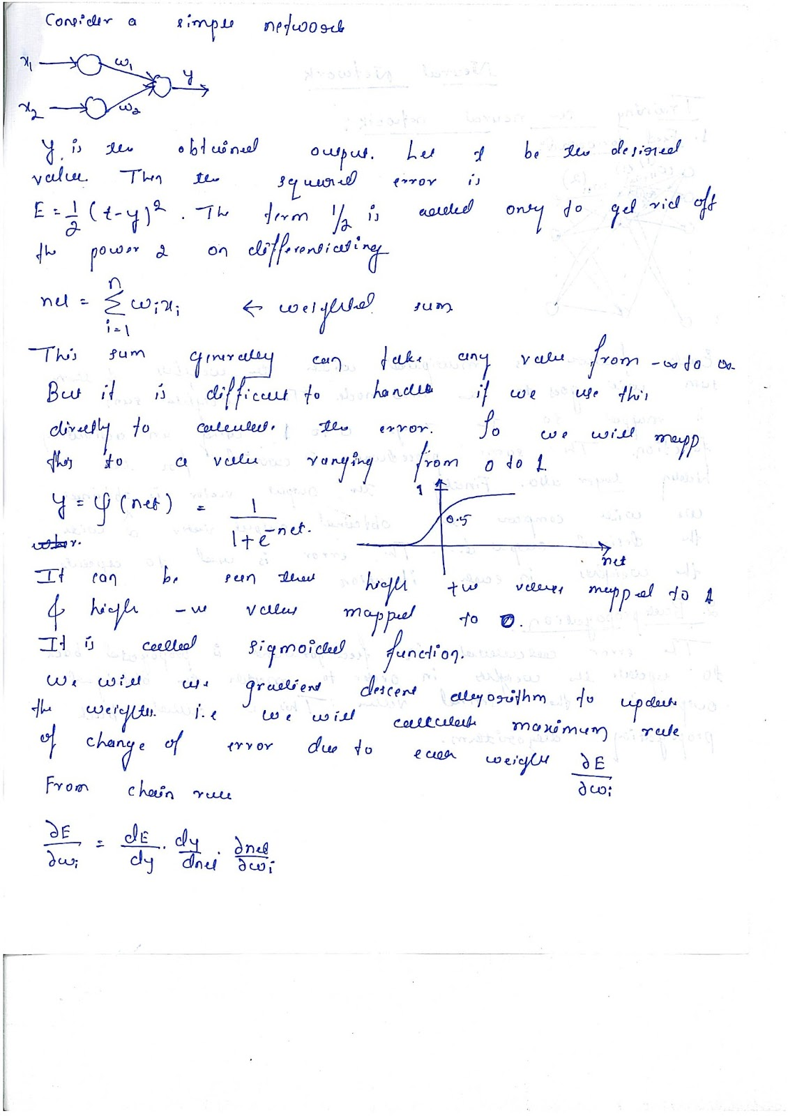 Simple Speech Recognition System Using Lpc Intellectual Interchange Circuit It Is A Net Like Structure Which Takes The Features X1x2xn To Classify As One Of Outputstheory Given Below