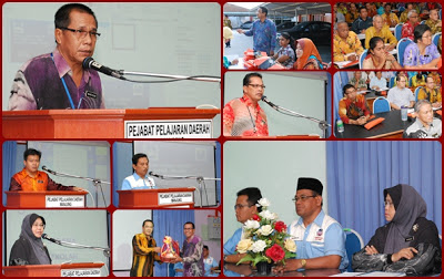 Kursus Sarana Sekolah dan Sarana Ibu bapa Daerah Manjung