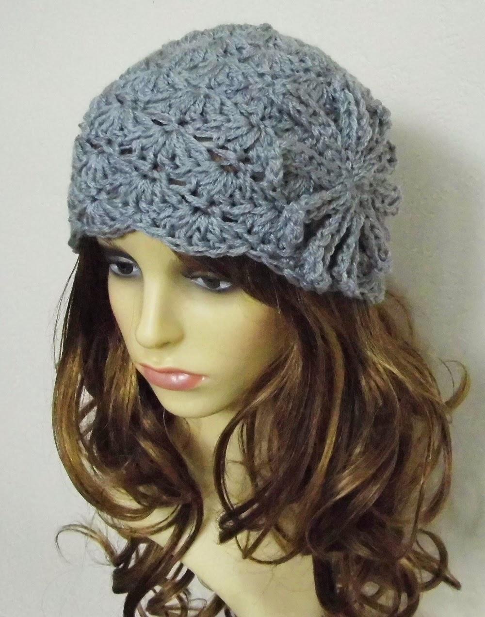 ... beanie+hat,+white+hat,+crochet+hats,+hats,+crochet+hat,+adult+hat..JPG