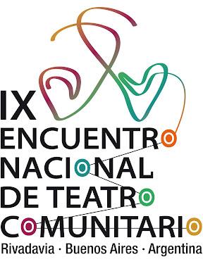 Encuentro Nacional de Teatro Comunitario, en Rivadavia (Bs As)