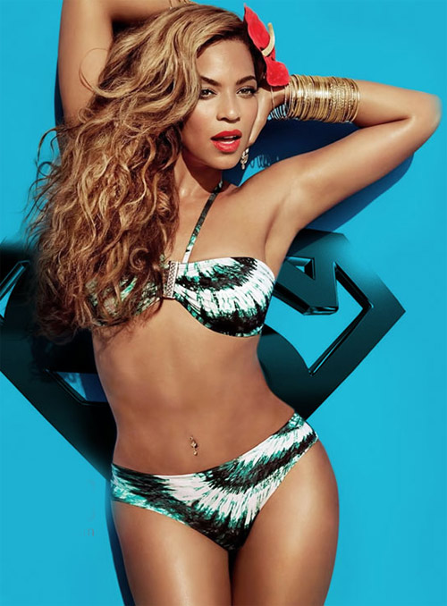 Beyonce bares all in pregnancy photo shoot, Women