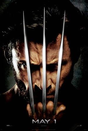 Poster X-Men Origins: Wolverine 2009