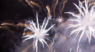 New Year 2012 Eve Celebrations in London, England - a fantastic Fireworks across the central city -Travel Europe Guide