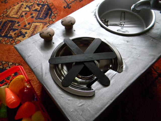 Craftopotamus Cardboard Box Or Kitchen Appliance