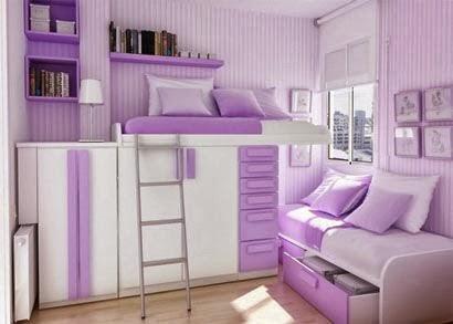 10 desain ruang tidur mungil untuk rumah kost rumahminim