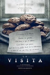 ver pelicula La visita, La visita online, La visita latino