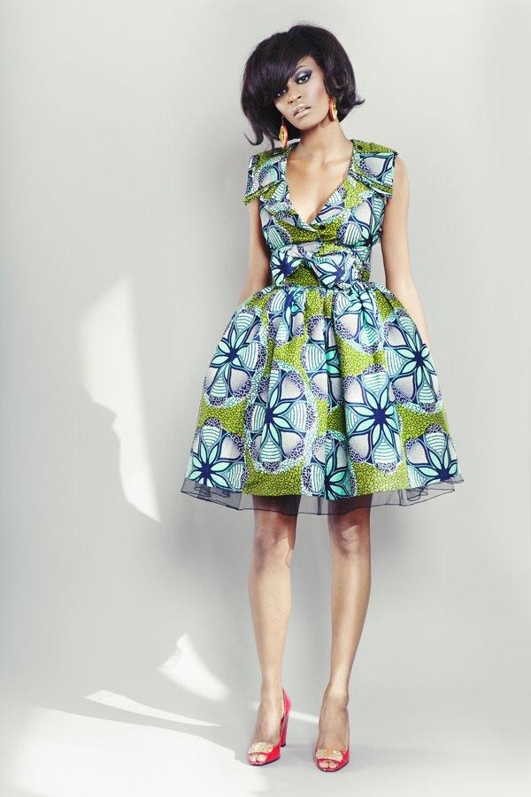 Latest Ankara Style Dresses ii - DeZango Fashion Zone