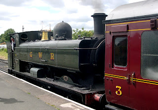 Severn valley Railway tourism