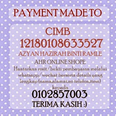 ♥ Payment Method ♥
