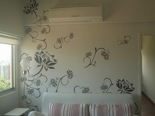 Simple Wall Paintings Designs
