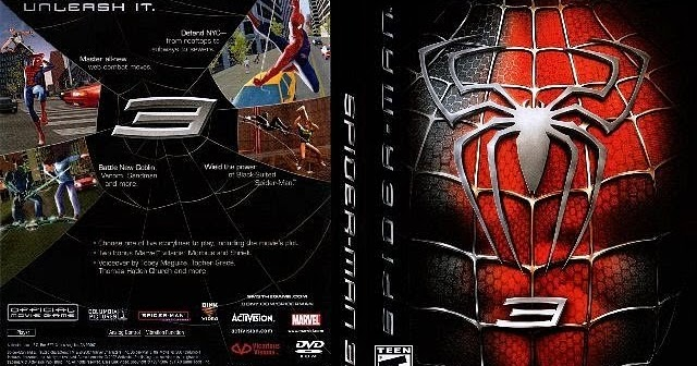 Download Game Ppsspp Spiderman