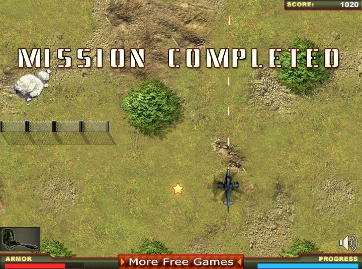 HELİCOPTER GAME