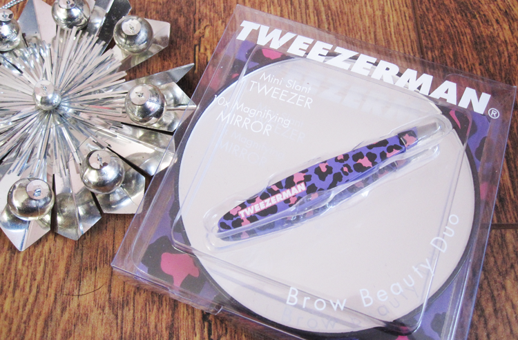 Tweezerman Brow Beauty Duo