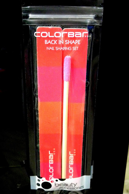 Picture of COLORBAR Nail Shaping Set