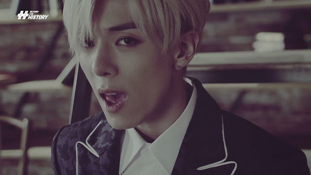 History Jaeho from Might Just Die MV