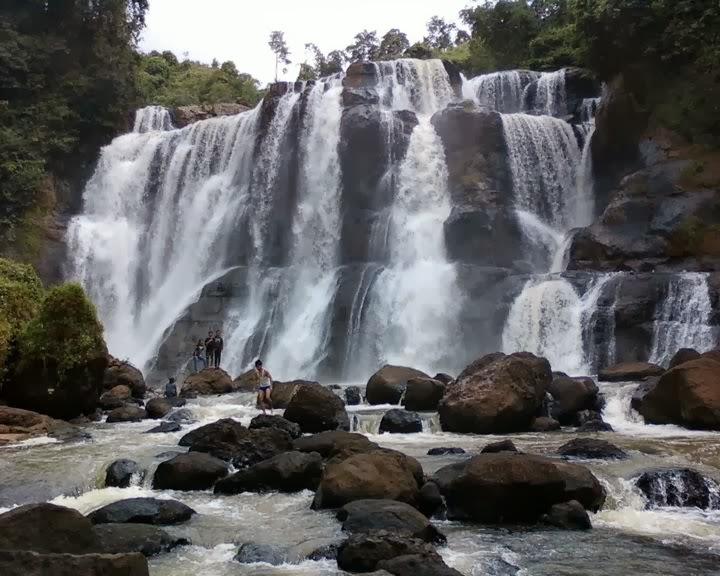 Curug Malela Tempat Wisata Air Terjun di Bandung yang Menawan
