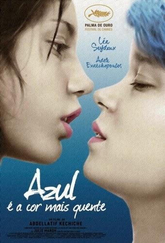 Azul é a Cor Mais Quente – Legendado (2013)