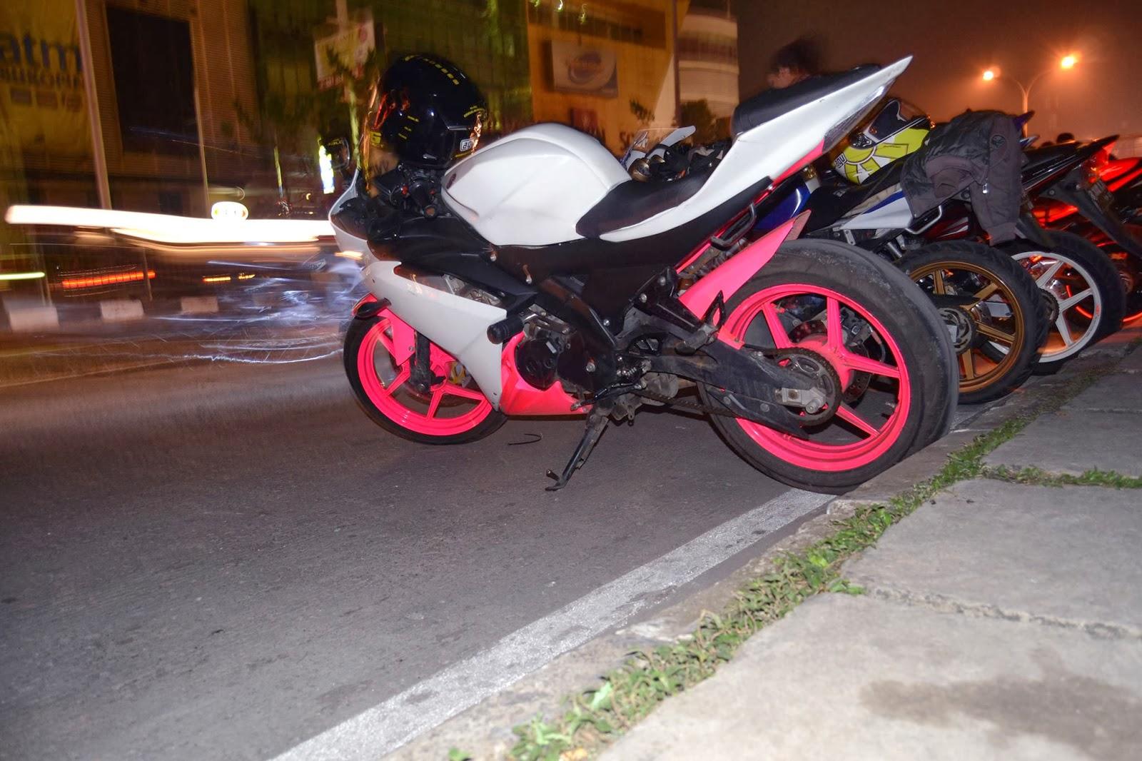 Modif Vixion Jadi Yamaha R15