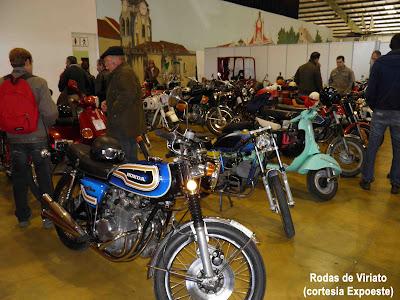 Motorizadas antigas para venda