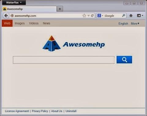 Quitar Awesomehp.com (instrucciones de eliminación fácil)