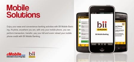 Cara Registrasi Mobile Banking BII Melalui ATM