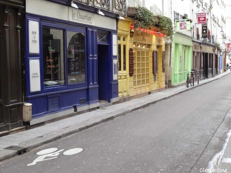 Le Blog De Clementine Paris Balade Dans Le 6i 232 Me