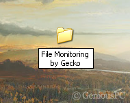 Gecko Monitor - Files Changes