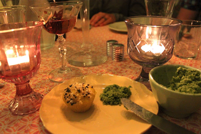 dhokla , edinburgh supper club