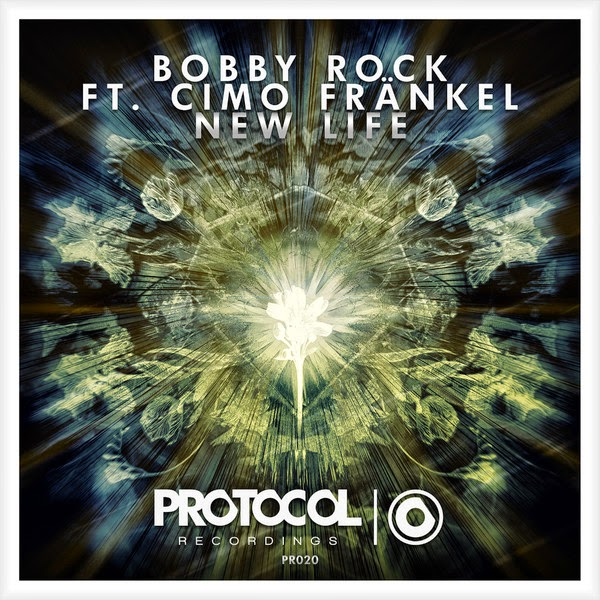 Bobby Rock - New Life (feat. Cimo Fränkel) - Single  Cover