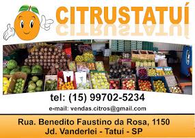 CITRUS TATUI Frutas, Legumes, Sucos