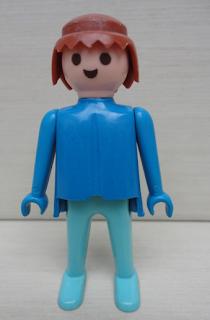 Um dos primeiros bonecos Playmobil.