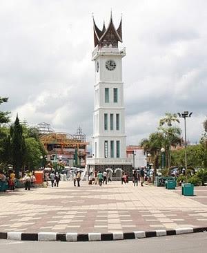 Jam Gadang Sumatra Barat
