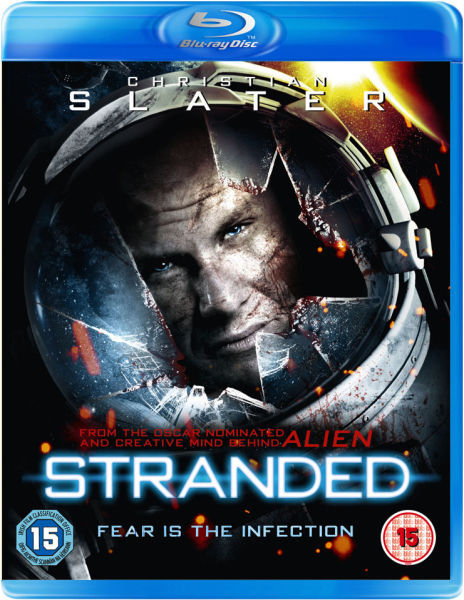 Stranded (2013) BDRip 600 MB Movie Links
