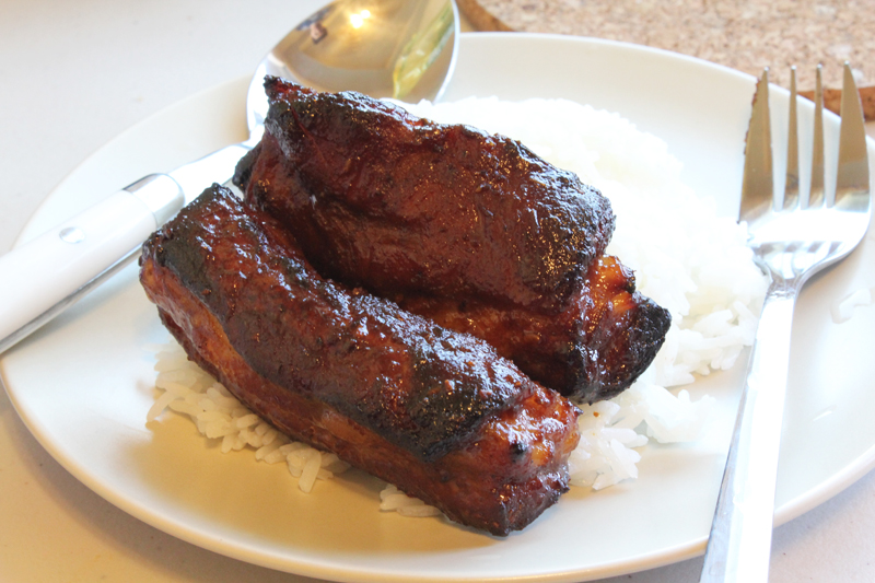 how to cook chinese bbq pork ribs