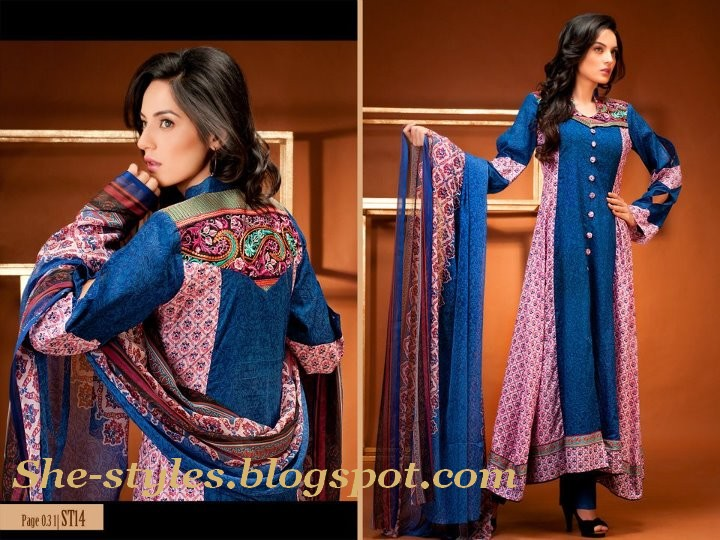 Simple Dresses in Pakistan