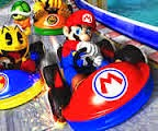 Mario Yarış Turnuvası Oyunu