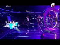 "X Factor 26 Noiembrie 2011 – Irina Florea canta – ""All the Single Ladies"""