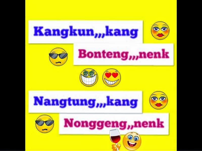 Gambar Kata Emoticon Lucu