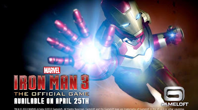 game hp terbaru Iron Man 3