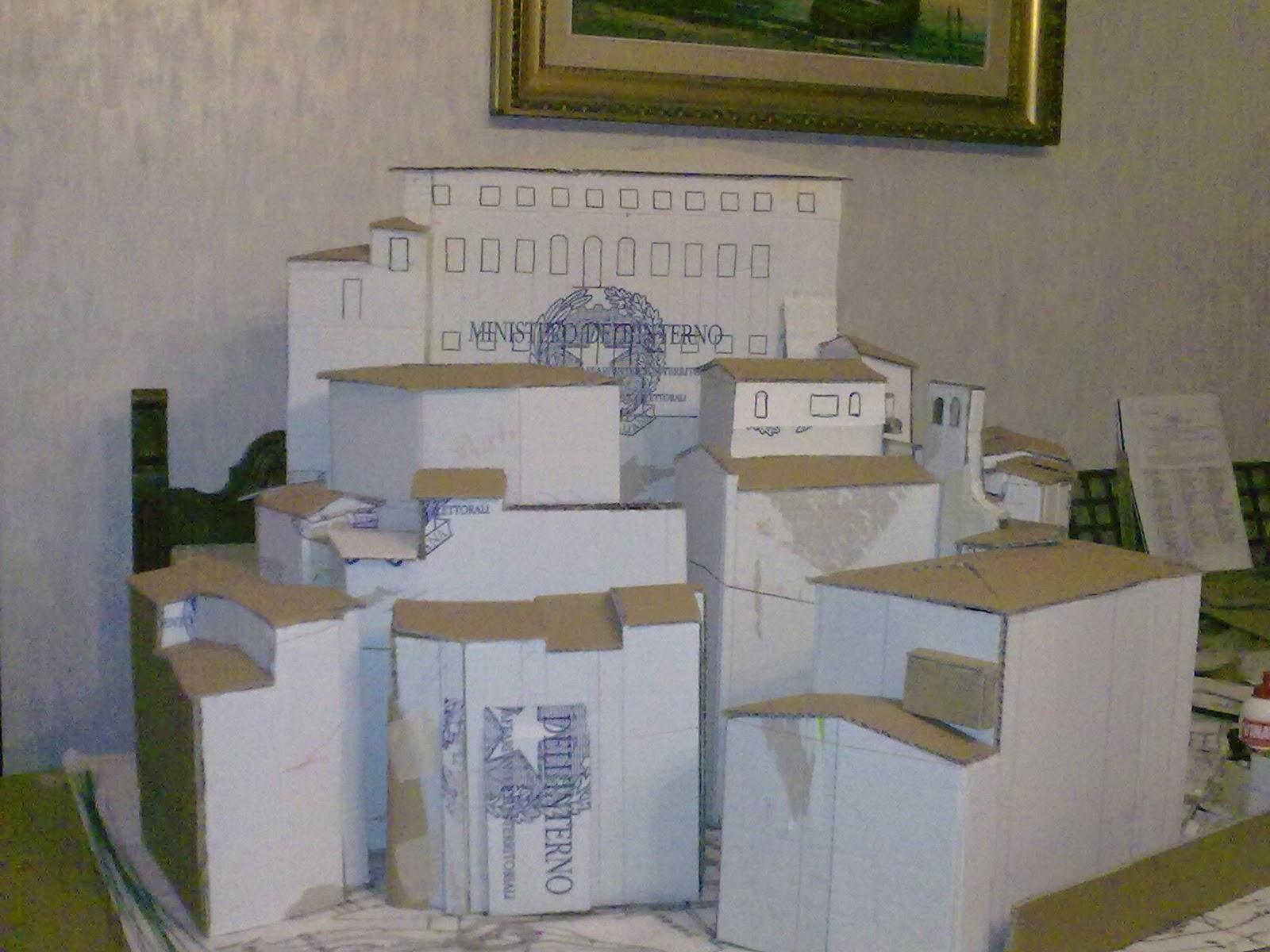 Entra nel mio mondo il presepe 2011 for Case economiche da costruire
