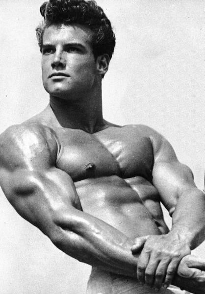 Steve Reeves, sexy mofo