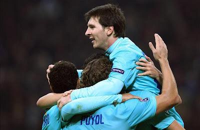AC Milan 2 - 3 Barcelona (2)