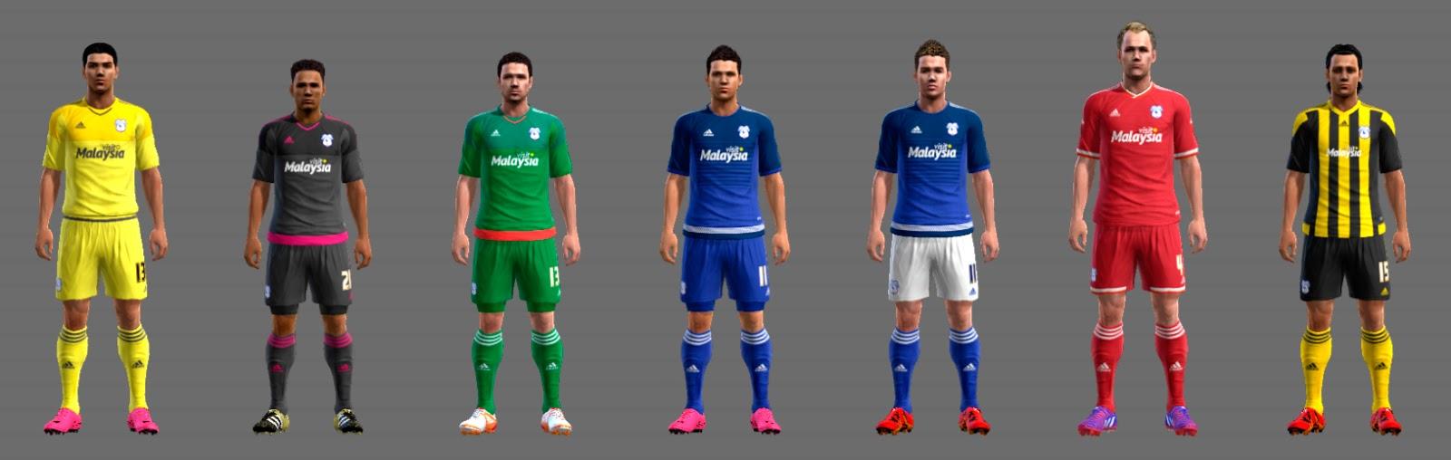 Cardiff City GDB 2015-16 UPDATE