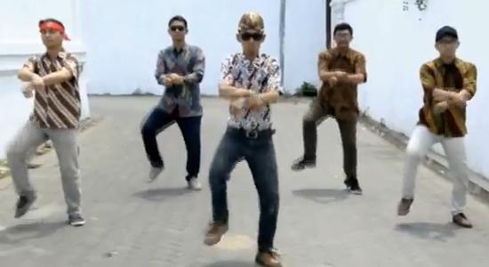 Jowo Style Gangnam Style Parody