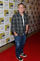 Comic Con 2011 red carpet Bill Condon