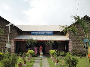 सेन्ट्रल स्कूल, विटे (नवीन  इमारत)