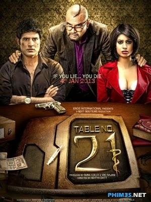 xem phim Bỏ Cuộc Là Chết - Table No.21 2013