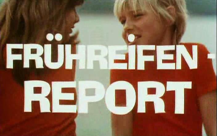Доклад о ранней зрелости / Fruhreifen-Report. 1973.